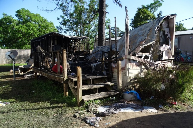 Fire Marshal: 8-Year-old Severely Burned in Mobile Home Fire