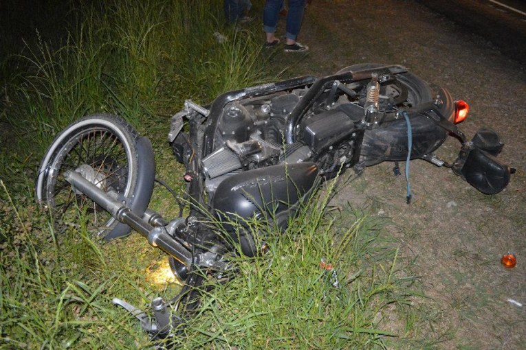 HOUSTON MAN DIES IN POLK COUNTY MOTORCYCLE CRASH
