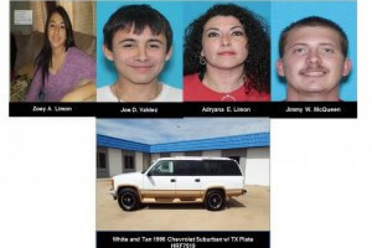 AMBER ALERT JUST ISSUED
