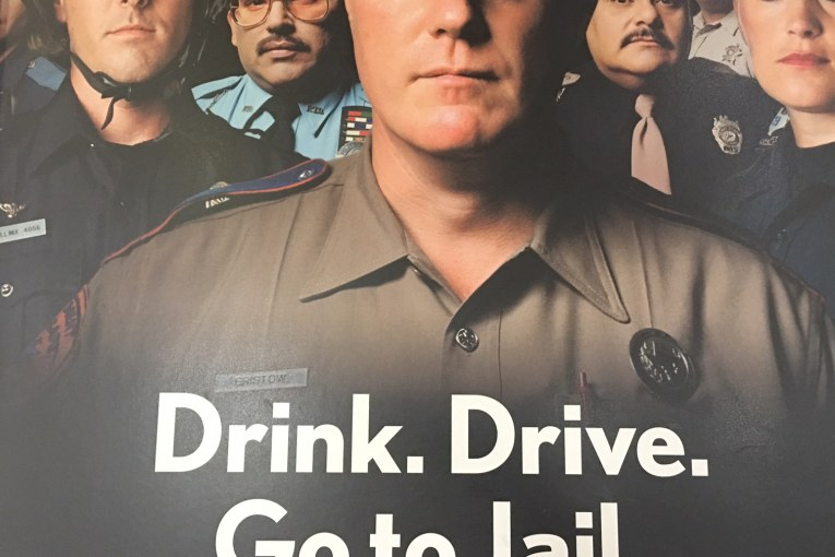 MIB ARREST INTOXICATED DRIVER