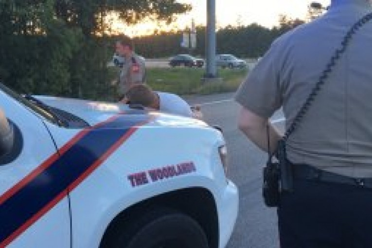 IMPAIRED DRIVER ALMOST TAKE S OUT SEVERAL DRIVERS