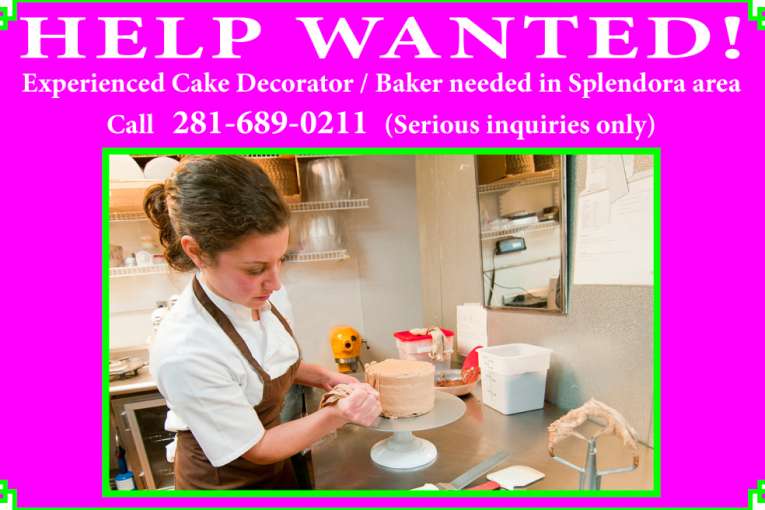 HELP WANTED – ESTABLISHED LOCAL BUSINESS