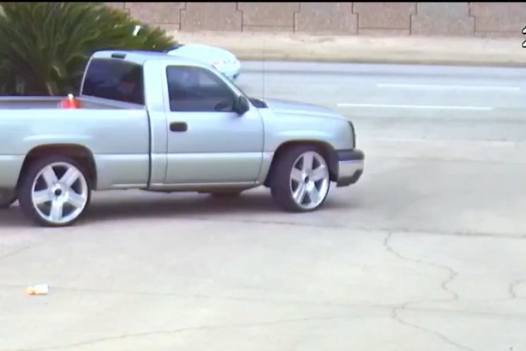 Sheriff's Office looking for Suspect vehicle in Auto Theft