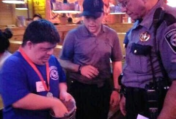 Conroe Police, Precinct 4 Deputies Partner with Special Olympics Texas, Texas Roadhouse