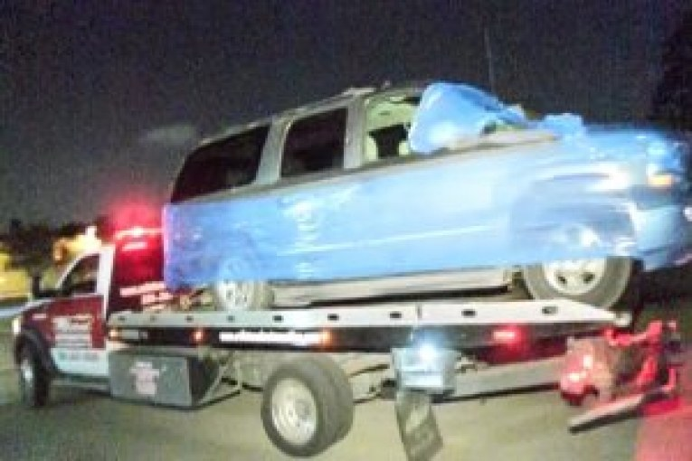 SUV INVOLVED IN FATAL PARTY CRASH RECOVERED BY MCSO DETECTIVES