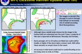 NATIONAL HURRICANE CENTER UPDATE