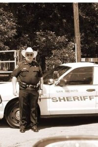LONG TIME SAN JACINTO COUNTY DEPUTY/ NEW CANEY ISD OFFICER PASSES