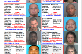 Crime Stoppers Featured Felons 9.15.17