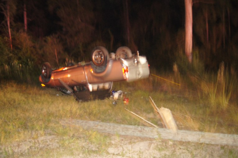 INTOXICATED MALE CLOSES FM 1485
