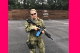 Liberty County's First Female SWAT Team Member
