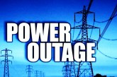 MAJOR POWER OUTAGE