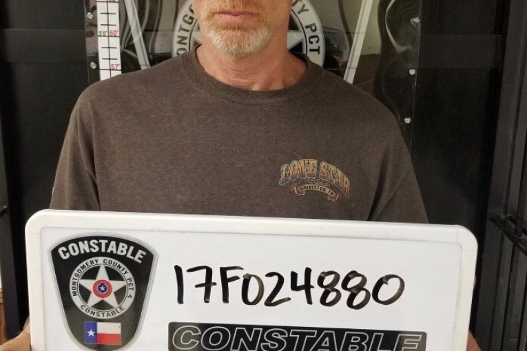 Pct. 4 Constable's Office Arrests 11/12/17 to 11/17/17