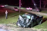 DRUNK DRIVER KILLS MAN AS HE LEAVES CHURCH