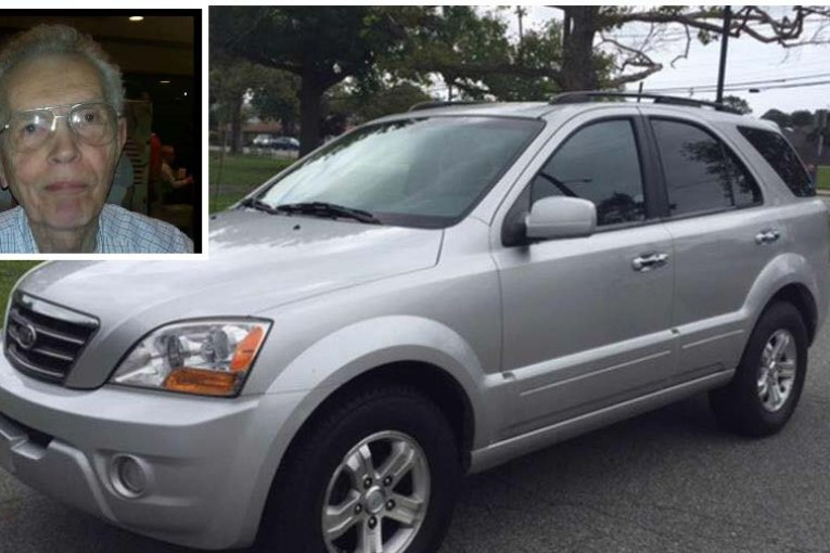 SILVER ALERT ISSUED FOR MONTGOMERY COUNTY MAN