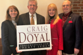 Jim and Nelda Blair endorse Judge Craig Doyal for re-election