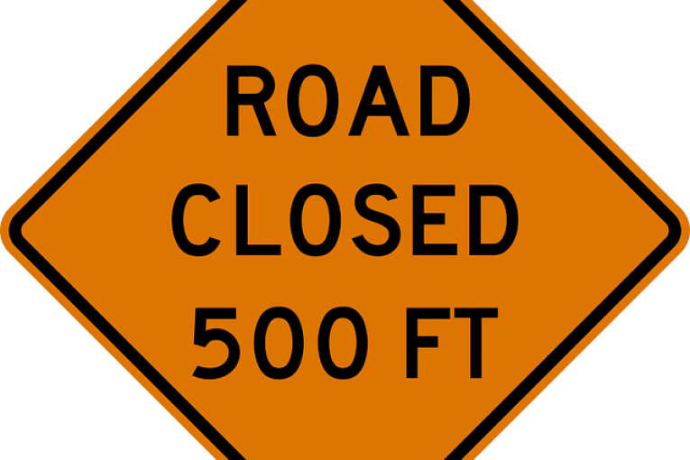 MAJOR ROAD CLOSURE IN THE WOODLANDS