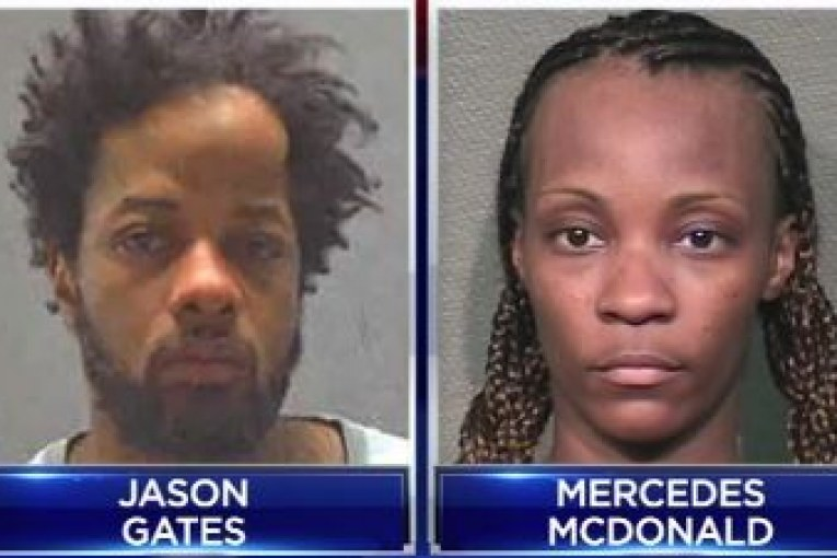 HOUSTON WOMAN ON THE RUN AFTER MURDER AND DUMPING BODY IN BURNING TRUCK