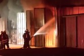 FIRE GUTS STORAGE UNITS