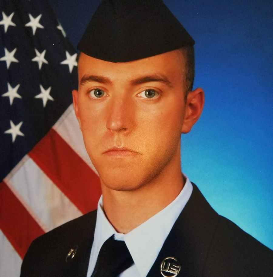 MONTGOMERY AIRMAN STABBED TO DEATH LAID TO REST