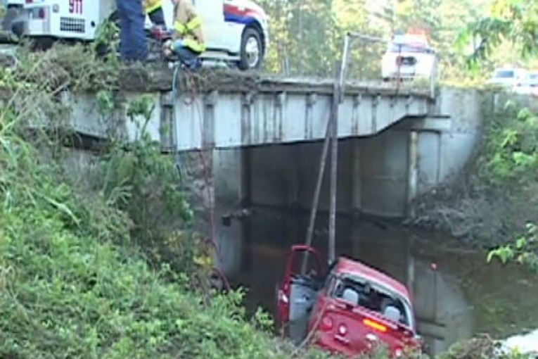 SEVERAL DANGEROUS BRIDGES IN EAST MONTGOMERY COUNTY INVESTIGATED