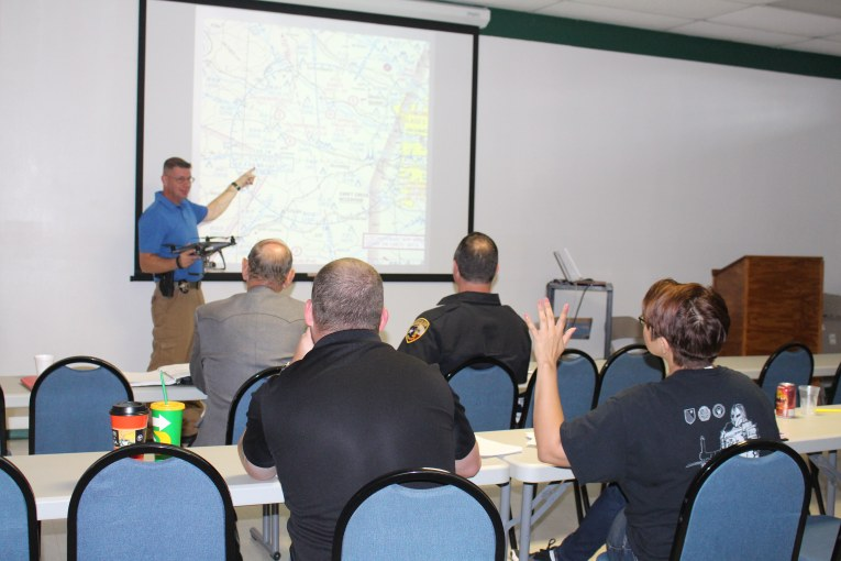 LCSO FIRST IN TEXAS TO GIVE ACCREDITED UAV TRAINING