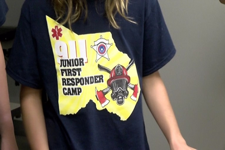 MONTGOMERY COUNTY 911 JUNIOR FIRST RESPONDER CAMP
