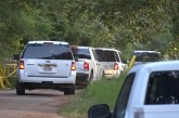 BREAKING NEWS-BODY FOUND IN OIL FIELD NEAR SAN JACINTO RIVER