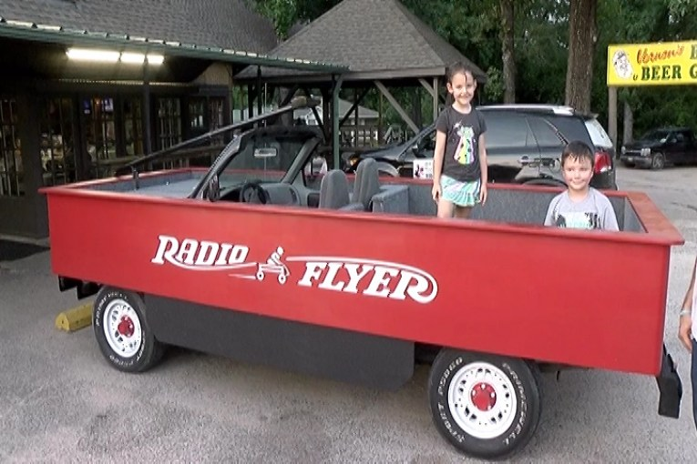 Radio Flyer – The Coolest Ride in Town!?!