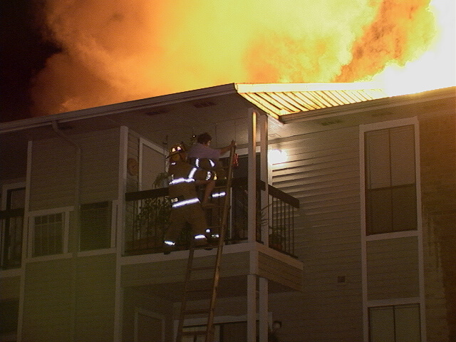 BLAST FROM THE PAST AUGUST 2, 2018- SENIOR APARTMENT FIRE IN THE WOODLANDS WITH MULTIPLE RESCUES