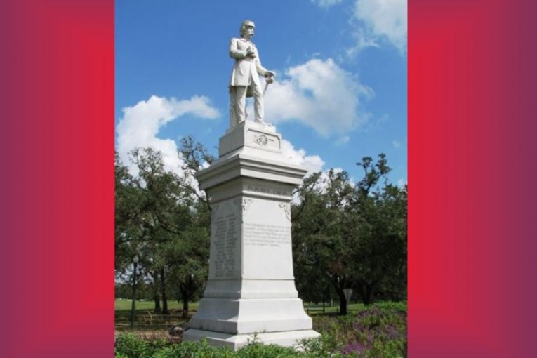 Houston Man Ordered to Prison for Attempting to Damage Hermann Park Statue