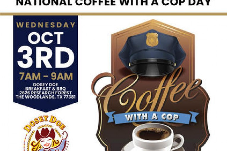 Coffee with a cop for Polk county motor vehicle registration