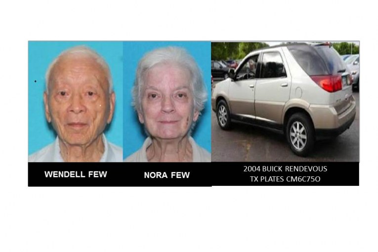 CONROE SILVER ALERT 12/ 17/ 18 CANCELED