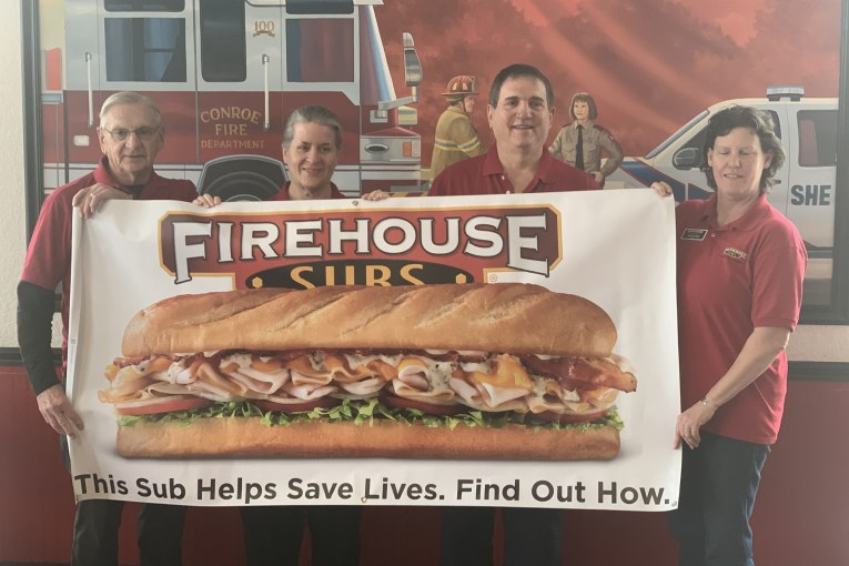 FIREHOUSE SUBS GRANT PROVIDES EQUIPMENT FOR MONTGOMERY COUNTY SEARCH AND RESCUE