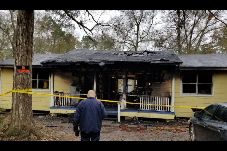 FAMILY LOSES ALL IN CUT AND SHOOT HOUSE FIRE