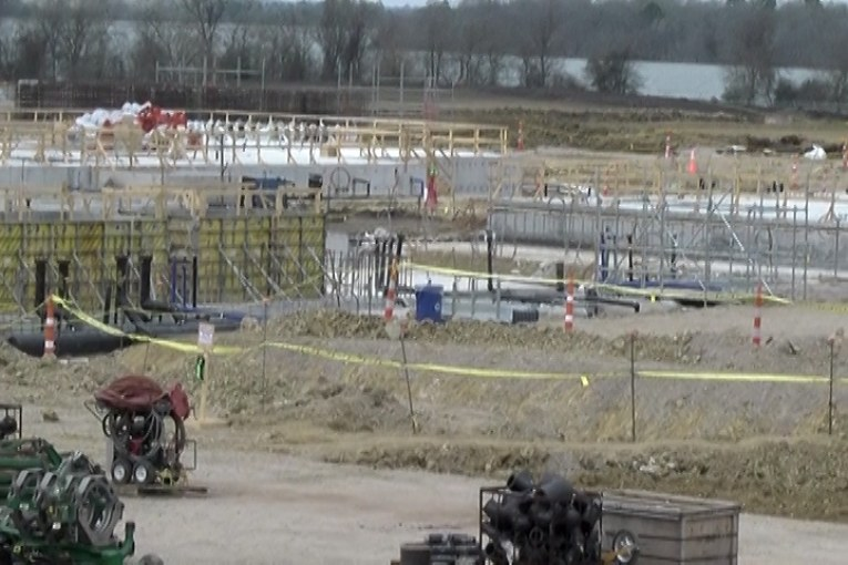 NEW POWER PLANT BEING BUILT IN WILLIS