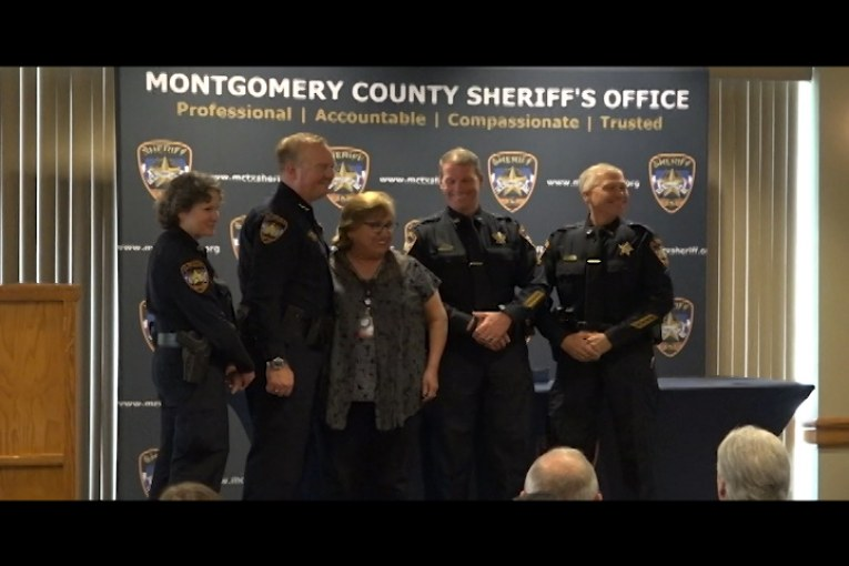 MONTGOMERY COUNTY SHERIFFS OFFICE PROMOTIONS