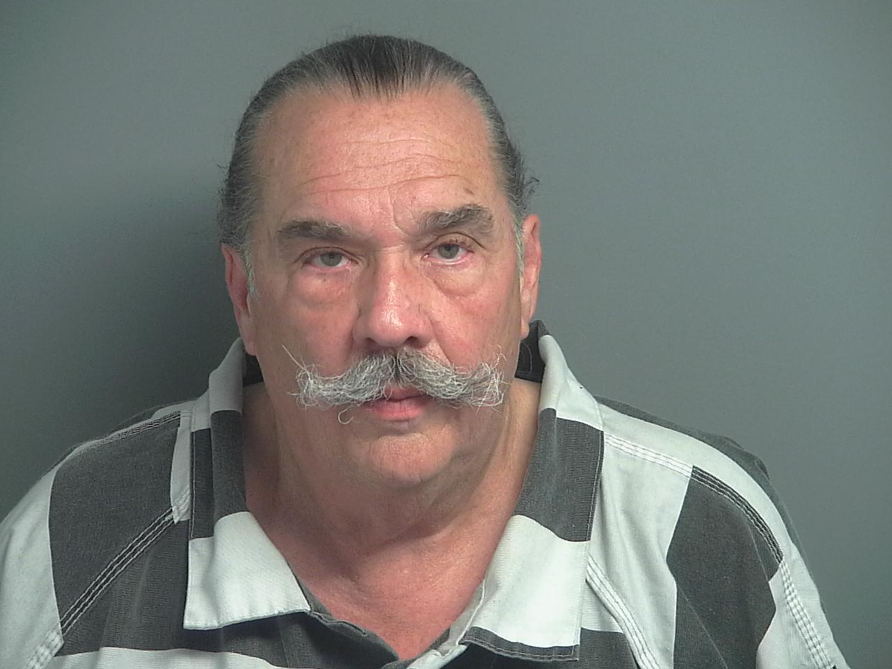 OWNER OF CONROE DAIRY FARM  WHERE OVER 200 HORSES WERE SEIZED TURNS HIMSELF IN TO START HIS SENTENCE