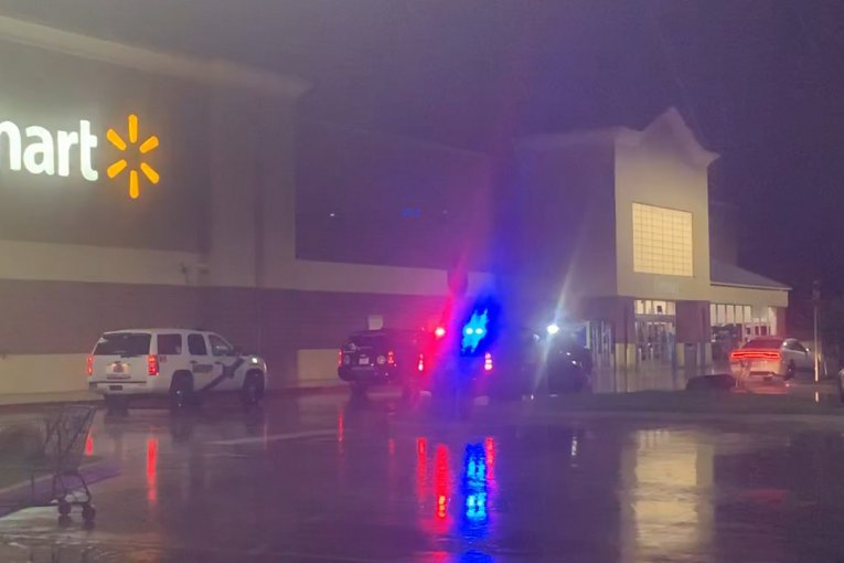 SHOTS FIRED INSIDE COLLEGE PARK WALMART AFTER ROBBERY ATTEMPT