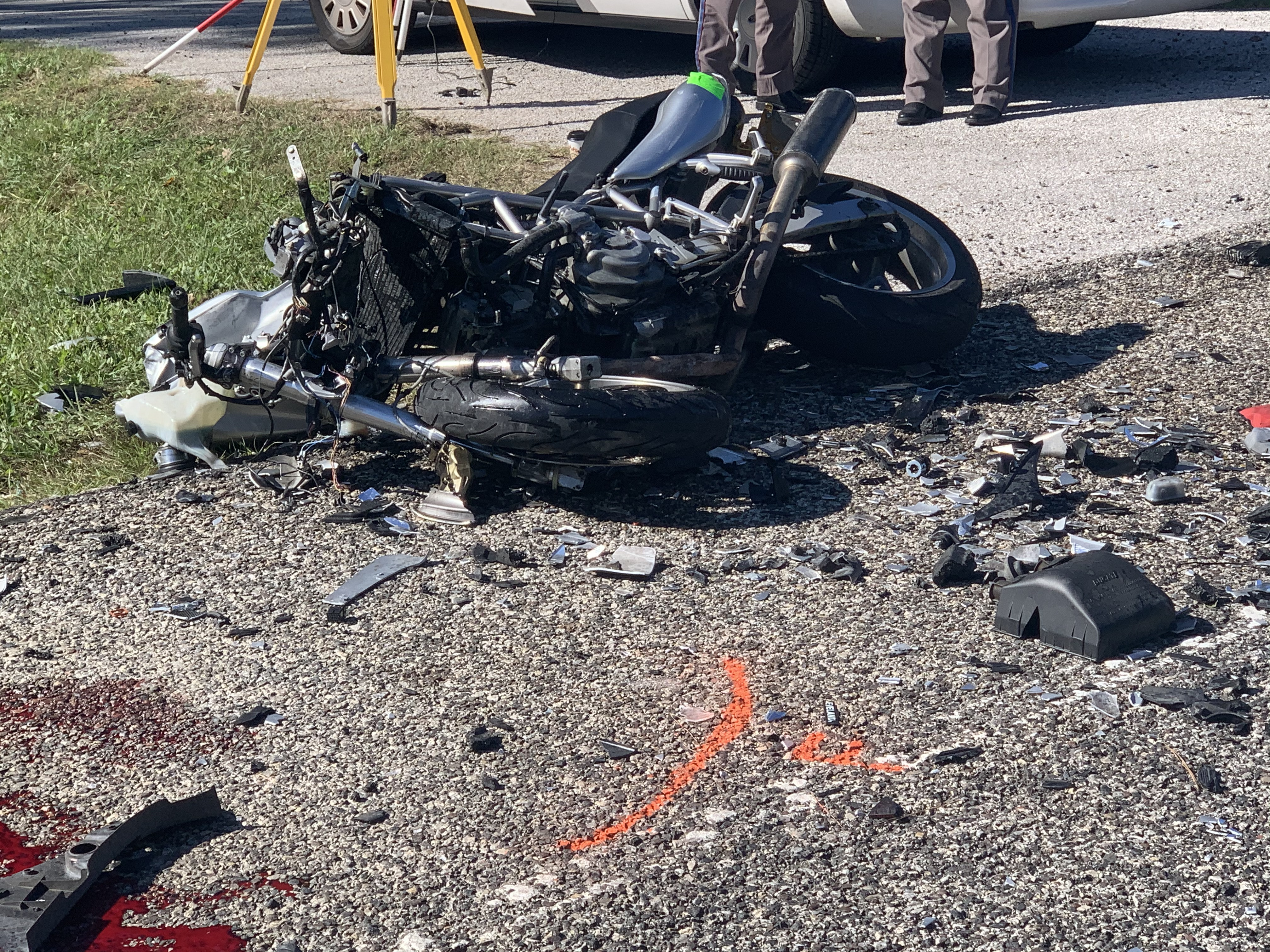 Motorcycle Fatal Crash On Sh 242 Montgomery County Police Reporter