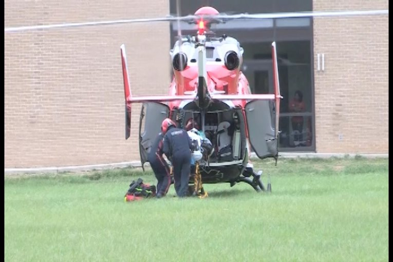 STUDENT CRITICAL AFTER CAR SURFING IINCIDENT