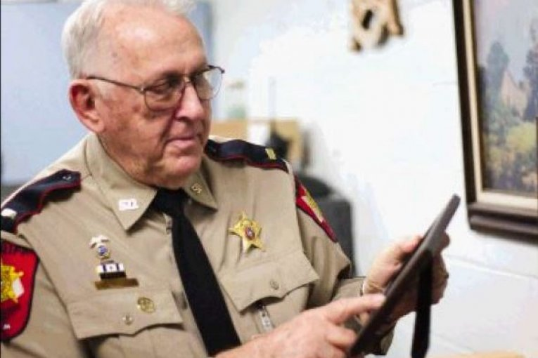 MONTGOMERY COUNTY LOSES A DEAR FRIEND WHO GAVE HIS LIFE TO LAW ENFORCEMENT
