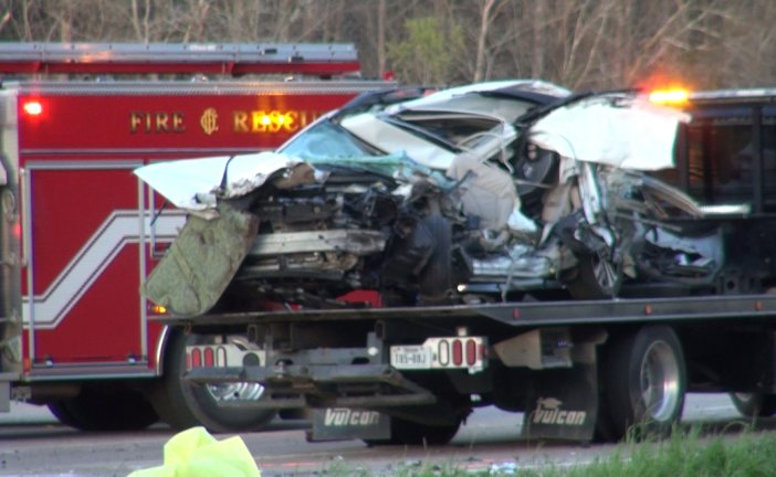 SH 105 REOPENS AFTER HEAD-ON FATAL CRASH