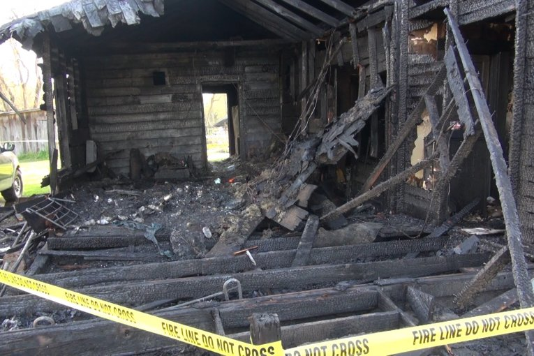 FIRE CLAIMS THE LIFE OF A DAYTON RESIDENT