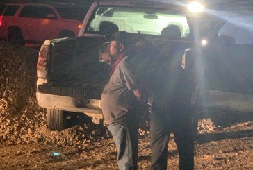 REPORTED CRASH WAS A DRUNK DRIVER STUCK ON A ROCK PILE