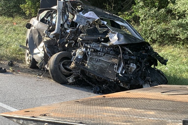 DOUBLE FATAL CRASH ON FM 3083