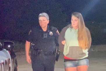 SPLENDORA POLICE TAKE ANOTHER INTOXICATED DRIVER OFF THE ROAD THANKS TO A WRECKER DRIVER