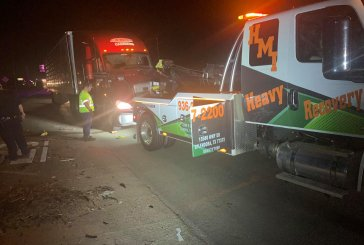 18-WHEELER DRIVER ARRESTED FOR DWI