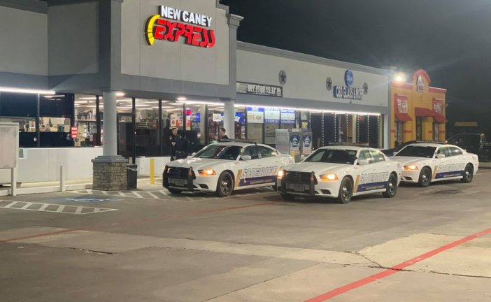ROBBERY IN NEW CANEY