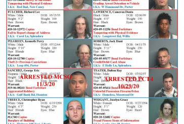MONTGOMERY COUNTY 8 MOST WANTED STILL AT LARGE