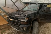 EARLY MORNING PURSUIT ENDS IN RECOVERY OF STOLEN TRUCK